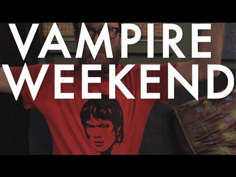 Everlasting Arms Vampire Weekend Cover With Chords Youtube