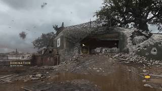Call of Duty: WWII - PC Open Beta - Domination Gameplay [PC 1080p HD]