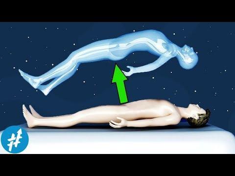 Roh Keluar Dari Tubuh? 7 Sensasi ANEH Yang Kita Alami Saat Tidur