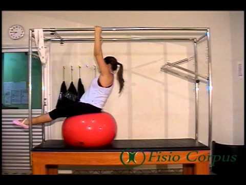 Pilates avançado - Fisio Corpus