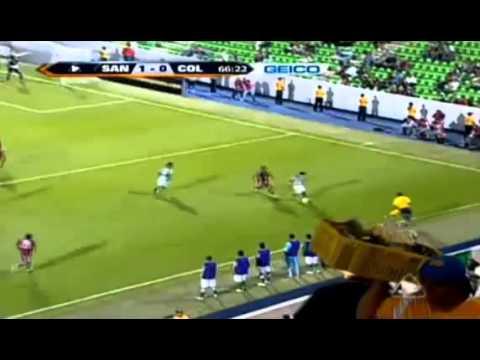 Santos 2-0 Colorado Rapids Concacaf 2011