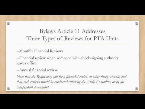 Audit Committee Responsibilities