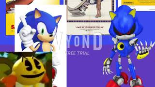 Metal Sonic hangs up R/NC 17 rated movie posters
