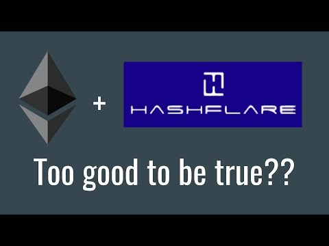 Is HashFlare Ethereum Mining Profitable?  REAL 7 Day Results