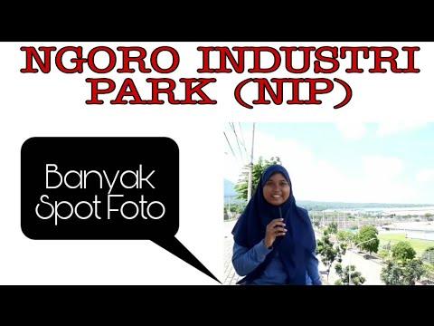 NGORO INDUSTRI PARK - Banyak Pabrik Terkenal!!!
