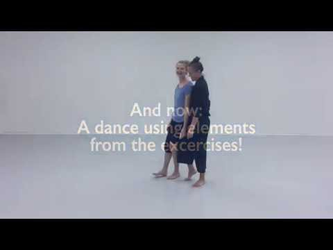 Contact Improvisation - A couple of basic exercises
