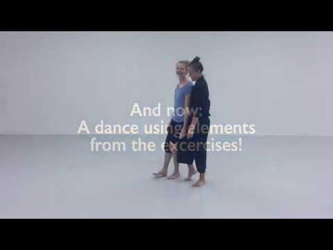 Contact Improvisation - A couple of basic exercises