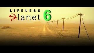Прохождение Lifeless Planet - Часть 6. На русском. [Инферно - кратер - древний народ]