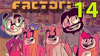 Northernlion and Friends Play: Factorio! [Episode 14]