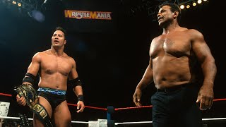 The Rock and Rocky Johnson moments: WWE Playlist