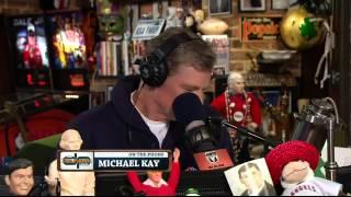 Michael Kay on the Dan Patrick Show 9/27/13