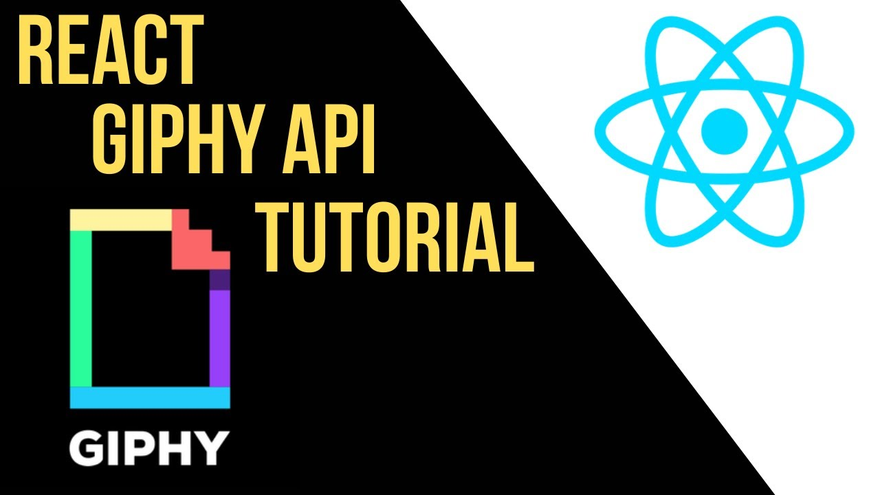 How to Generate Animated Text GIFs using Giphy's API with ReactJS