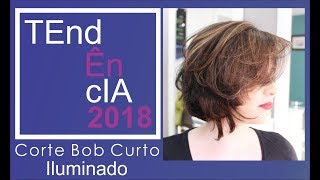 Tendência 2018 - Corte Bob Curto thumbnail