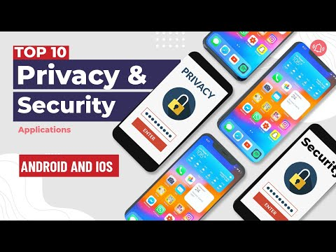 TOP 10  Privacy And Security Apps For Android And IOS Apps In 2020 (Free And Paid)