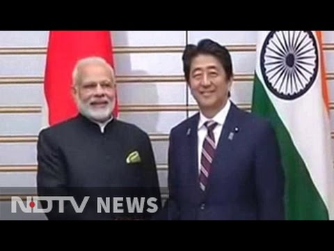 India, Japan Sign Landmark Nuclear Deal After 6 Years Of Talks