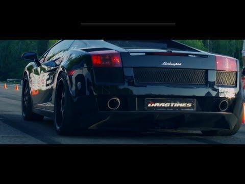 Lamborghini gallardo top speed mph
