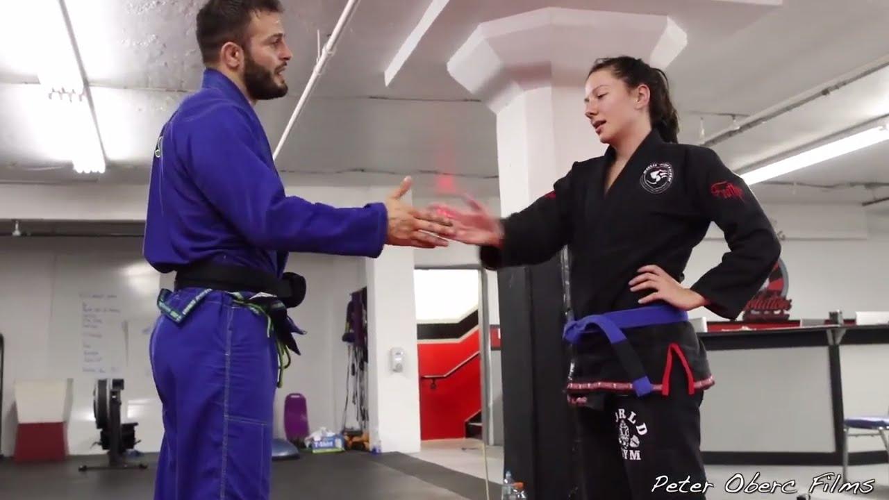 dating o fată jiu jitsu