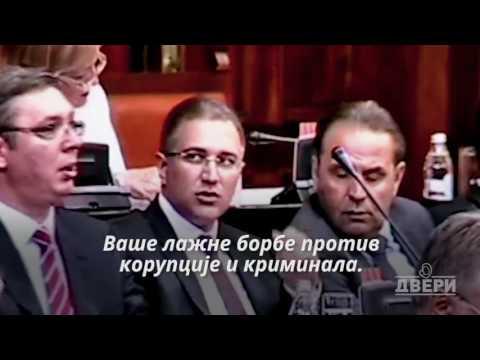 Бошко Обрадовић одувао Вучића!
