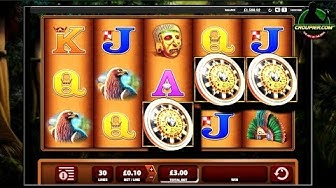 Online Slots Bonus Montezuma BIG WIN Real Money Play at Mr Green Online Casino