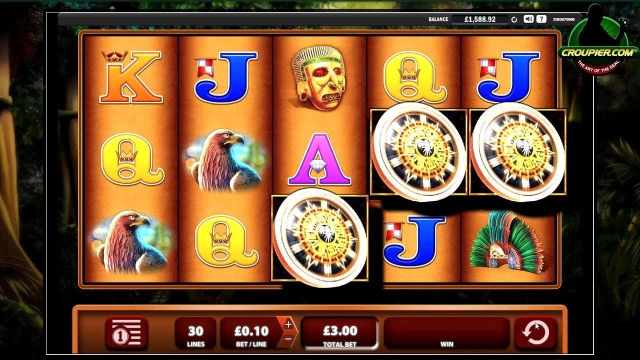 Online Slots Bonus Montezuma Big Win Real Money Play At Mr Green