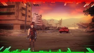 METAL MAX Xeno - Announcement Trailer (PS4)