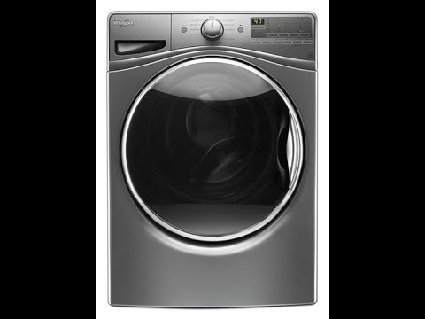 Sounds: Beeping or Audio Noises on Front Load Washers - Maytag ... on