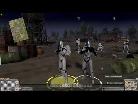 Men of War Assault Squad 2 Star Wars Mod ~ Saving Private Rico