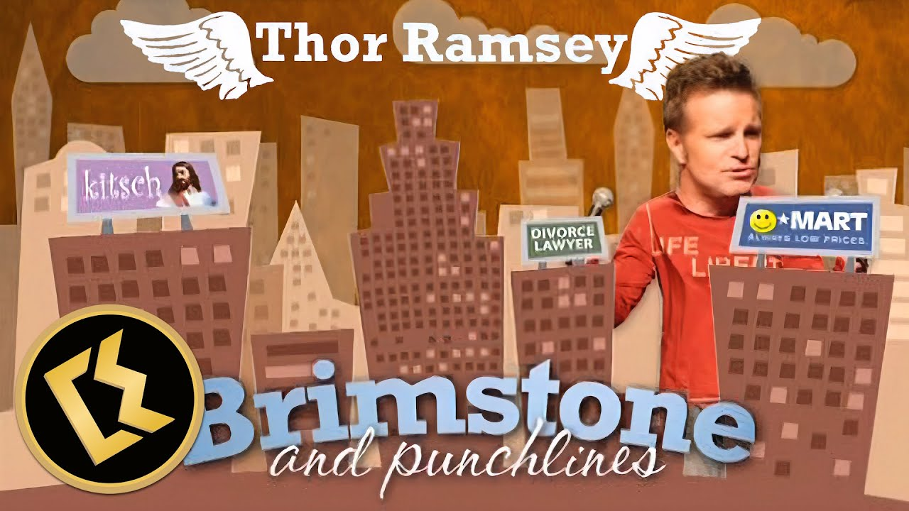 """Download Thor Ramsey """"Brimstone And Punchlines"""" 