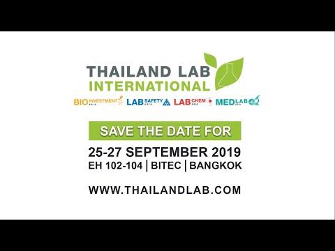 About - Thailand LAB INTERNATIONAL 2019