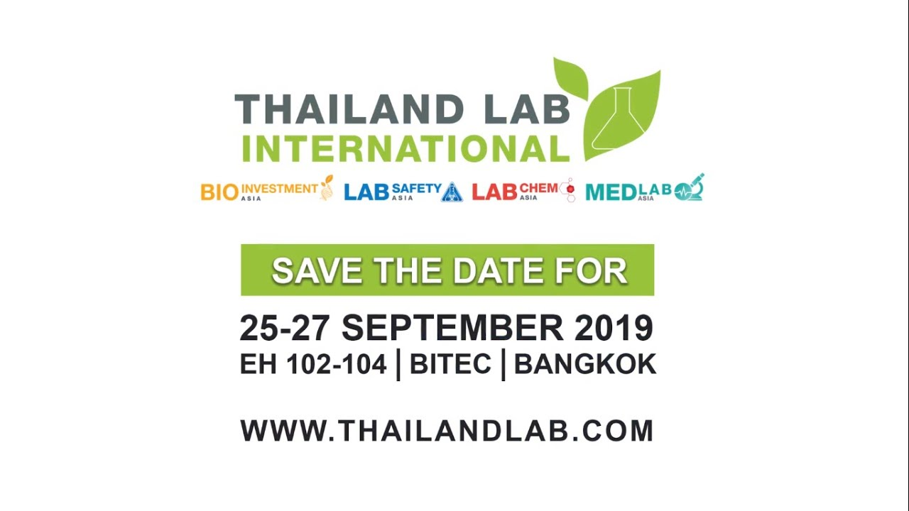 About - Thailand LAB INTERNATIONAL 2019
