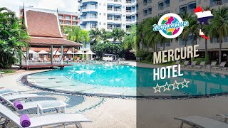 """Отель Меркури Паттайя 4*. Mercure Hotel Pattaya 4*. Рекламный тур """"География""""."""