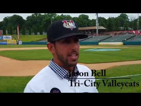 Meet Tri-City ValleyCats Manager Jason Bell