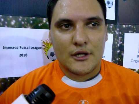 Flash Interview Nuno Ferreira (J. Gomes)