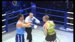 Король Ринга - Алексей Хворостян vs Михаил Мамаев.avi