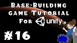 Unity Base-Building Game Tutorial - Episode 16! [Job System Continued]