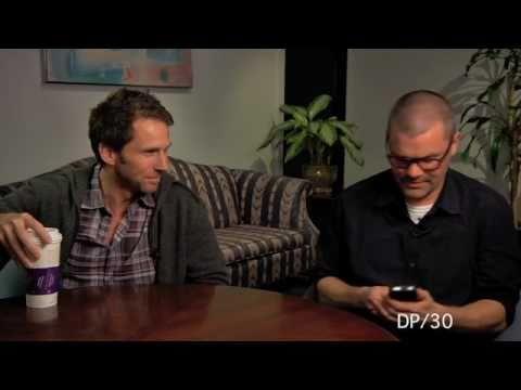 DP30: The Social Network, editors Angus Wall, Kirk Baxter