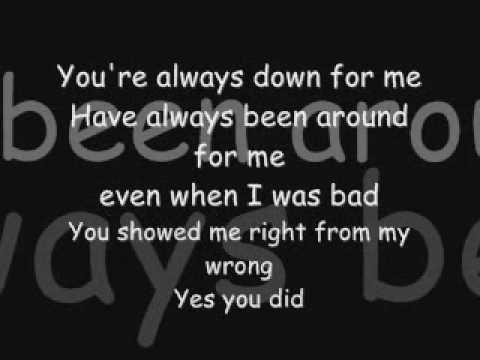 you are my man lyrics: