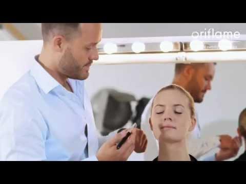 как правильно наносить основу под макияж видео
