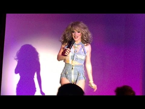 "Willam - ""Scream & Book"" + ""Read Her"" @ Hard Candy: PLAY Louisville, 10/26/16"