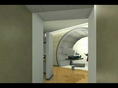 Animated Tour of the ProCure Proton Therapy Center in Oklahoma City