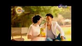 張沛婕、王陽明 - 2013 陽光滋味 電視廣告|沛莉 Peri