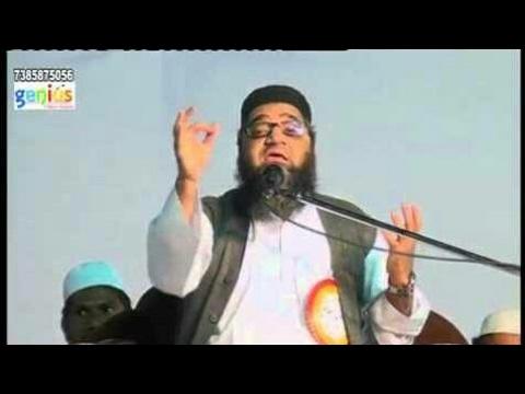qari ahmed ali bayan (gibat karne walo ka hal)