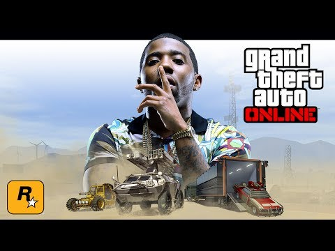 Playing GUNRUNNING & OVERTIME RUMBLE with YFN LUCCI (GTA Online Live Stream)