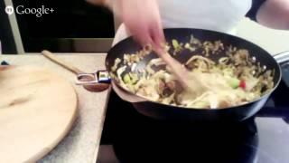 Indolonka - Bami Goreng met verse groenten | Simpel en snel | Webinar