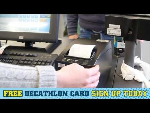 The Decathlon Card