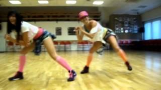 QQ - Tip Pon Yuh Toe - Zumba choreo by Gabi