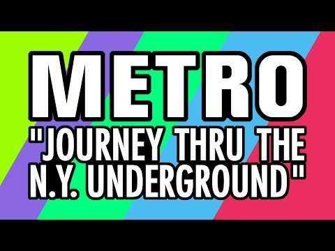Metro - Journey Thru The N.Y. Underground (Full EP)