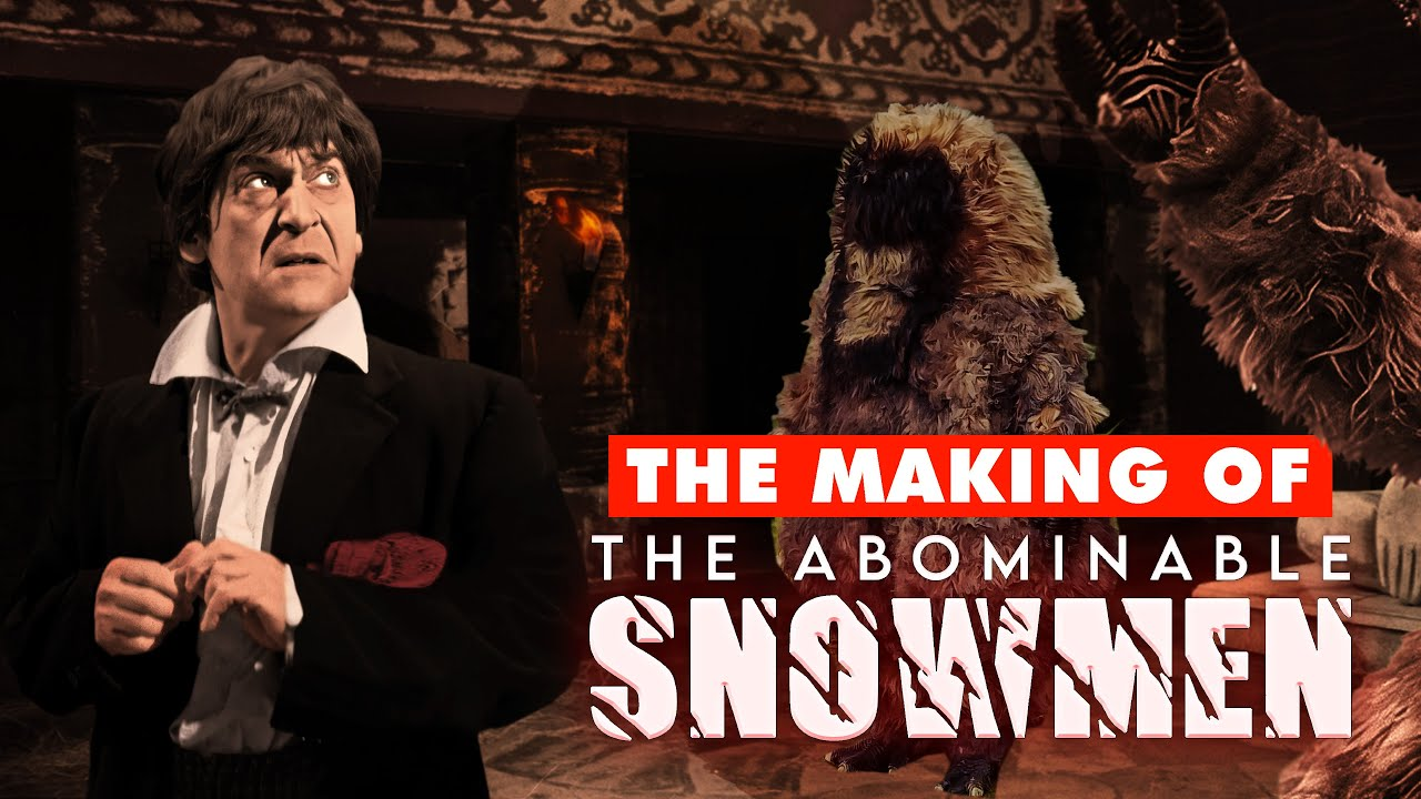 Doctor Who: Making of The Abominable Snowmen