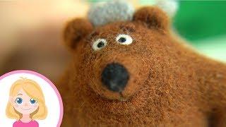 КАК ПЕРЕЖИТЬ ЗИМУ - Маленькая Вера - Развивающие видео для детей малышей - Животные и Машинки