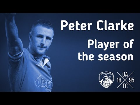 Peter Clarke | CAPTAIN'S HIGHLIGHTS OF THE 2016/17 SEASON
